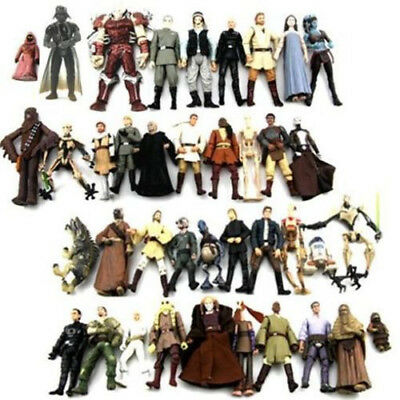 Randomly Lot5 STAR WARS 3.75'' Clone Trooper droid yoda Action Figure Collection