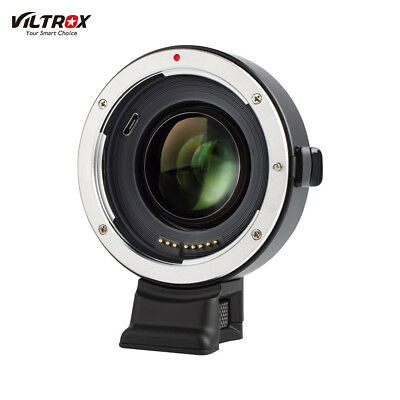 Viltrox EF-E II Auto Focus Lens Adapter Ring for Canon EF to Sony E-mount Camera