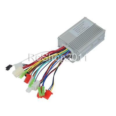 36V/48V 350W Electric Bicycle E-bike Scooter Brushless DC Motor Controller UK