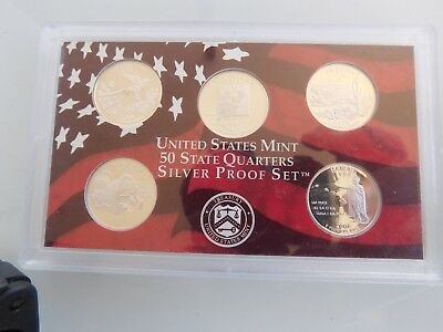 Coins.us.mint.quarter.silver.uncirculated.set.2008.s