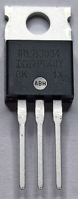 IRLB3034 N-Kanal MOSFET 195 A 40 V 2 mOhm TO-220AB