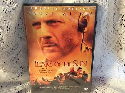 NEW SEALED Tears of the Sun (DVD, 2003, Special Edition) Bruce Willis