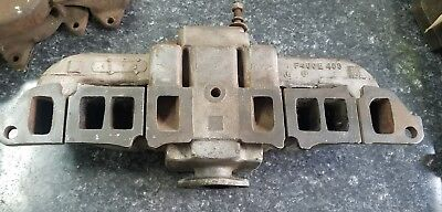 Continental Intake Exhaust Manifold cast # F400E 403
