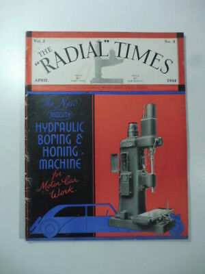 The Radial Times, April 1934 published by William Asquith Limited