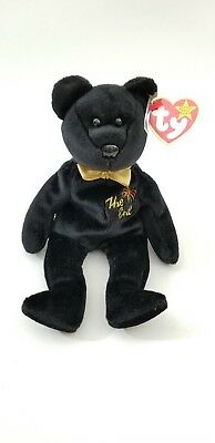 The End 1999 Beanie Baby - Retired - China P.E Pellets