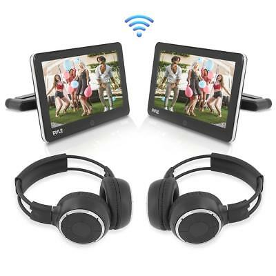 Android Touchscreen Tablet Entertainment Bundle - Headrest Mount Multimedia