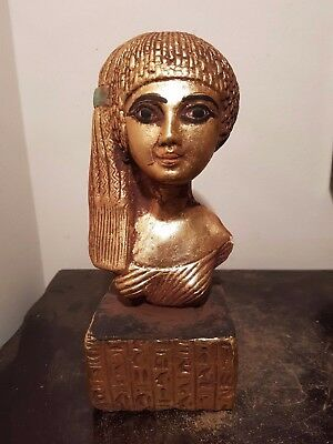 Rare Antique Ancient Egyptian Queen Meritaten Daughter Akhenaten1365-1320BC