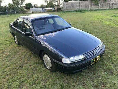 1990 Holden Special Vehicles Commodore VN SS Group A Manual 6sp M Sedan