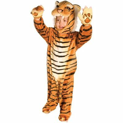 Underwraps Baby's Tiger, Brown, Large (2T-4T).