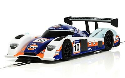 C3954 Scalextric Team LMP Gulf Racing Le Mans Slot Car 1:32 Scale Boxed New UK