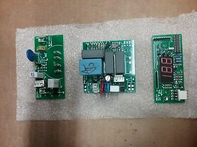 New Printed Circuit Board For Parmak SE-5  Fence Charger