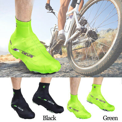 Unisex Bike Cycling Shoe Covers Warm Cover Rain 1 Pairs Protector Overshoes