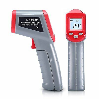 Digital Infrared Thermometer, Non-Contact IR Laser Temperature Gun -58°F to