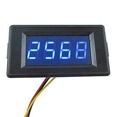 DIGITEN DC 24V 4 Digit Digital LED Counter Panel Meter Up and Down Totalizer