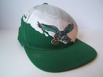 Philadelphia Eagles NFL Football Hat Mitchell & Ness Snapback Baseball Cap