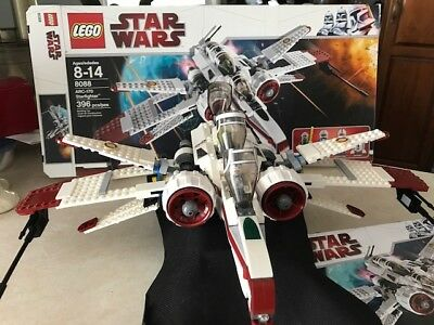 LEGO STAR Wars 8088 ARC 170 Starfighter with Kit Fisto & R4-P44 ...