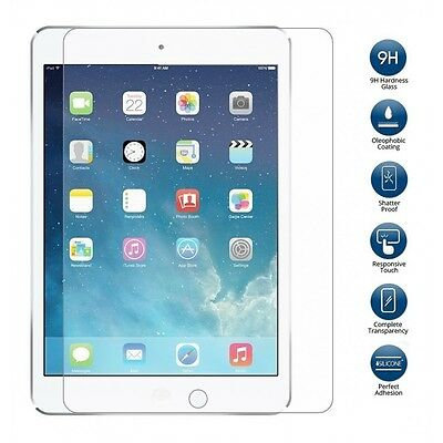 100% Genuine Tempered Glass Film Screen Protector For Apple iPad Mini 4