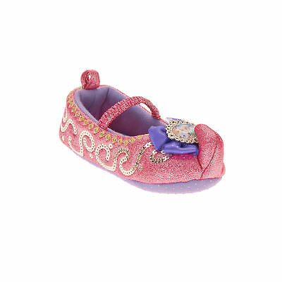 Shimmer & Shine Toddler Girls Ballerina Type Slip-on Slippers/Shoes: S-L