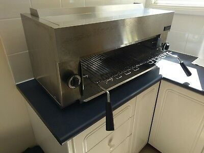 COMMERCIAL GAS SALAMANDER. GAS GRILL Cobra CS9 - 900mm