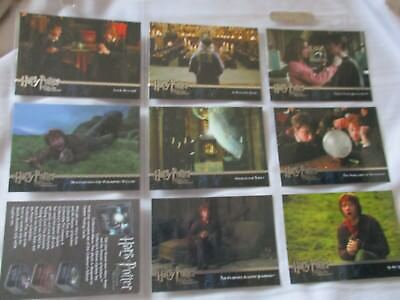 Harry Potter trading cards lot of 8 Prisoner of Azkaban