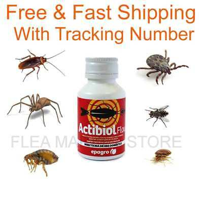 insecticide Bed Bug Killer Bed Bugs Concentrated Domestic 50 ml free & fast ship