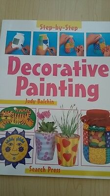 New-Step by Sep Guide-Decorative Painting Judy Balchin-Step by Step Photoes