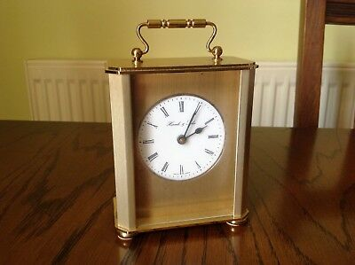 Old Hermle & John Carriage Clock