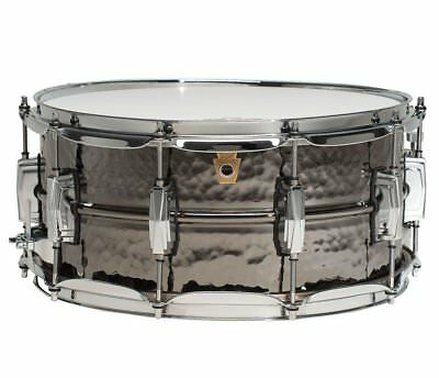 """Ludwig Drums Black Beauty 14"""" x 6.5"""" Snare Drum"""