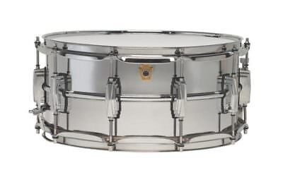 """Ludwig Drums Supraphonic 14"""" x 6.5"""" Snare Drum"""