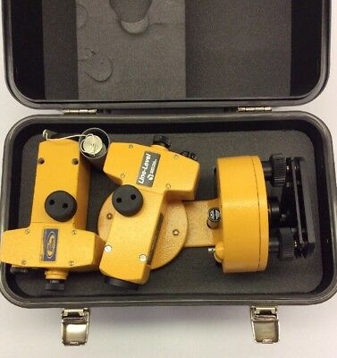 Theodolite Trimble Spectra Precision Line Level Transit