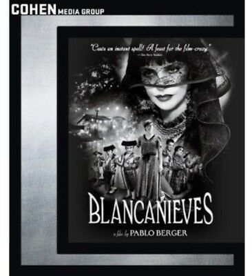 Blancanieves [2 Discs] [Blu-ray/DVD] (Blu-ray Used Like New)