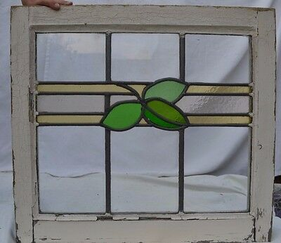 British leaded light stained glass window. R580d. MULTIPLE DELIVERY OPTIONS!