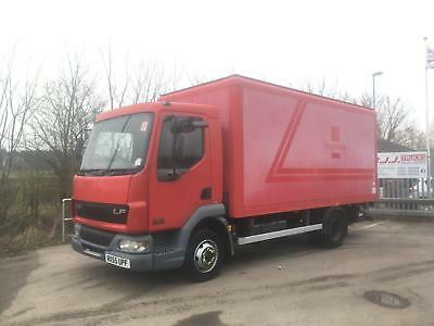 DAF LF45.130 7.5 Ton 16ft G.R.P Box Truck with Tail Lift *Ex Royal Mail