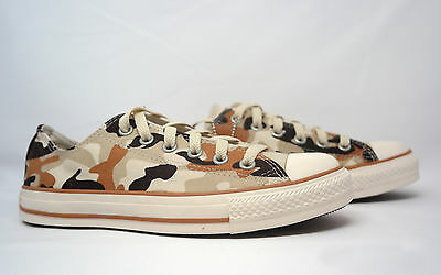 Converse All Star Chuck Taylor Desert Camo Ox Shoes 1Q291 Men's 6-10 Womens 8-12