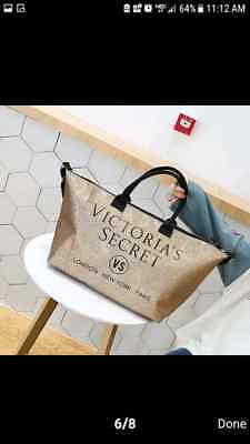 New Victoria's Secret Limited Edition Bling Tote Bag *FREE SHIPPING*