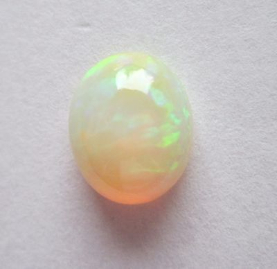 1.88 ct Natural Mexican Opal Cabochon Gemstone, # HBO 04