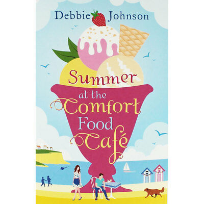 Summer at the Comfort Food Cafe (Paperback), Fiction Books, Brand New