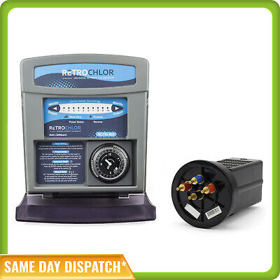 Zodiac Tri Large Aftermarket Replacement Chlorinator - 35g/h - Self Cleaning