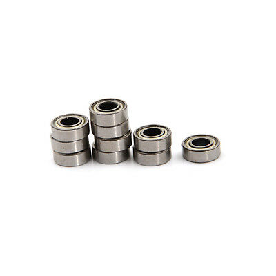 10pcs 693ZZ Miniature Ball Bearings 3*8*4mm Small Double Shielded Bearing HI