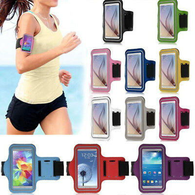 Jogging Gym Armband Sports Running Case Cover Bag For Samsung galaxy Phone S9 S8