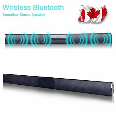 TV Home Theater Soundbar Bluetooth Sound Bar Speaker Box Loudspeaker NEWEST