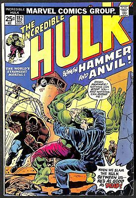 Incredible Hulk #182 FN (No Stamp)