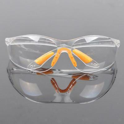 Work Medical Chemistry Lab Protective Eye Goggles Safety Glasses Transparent