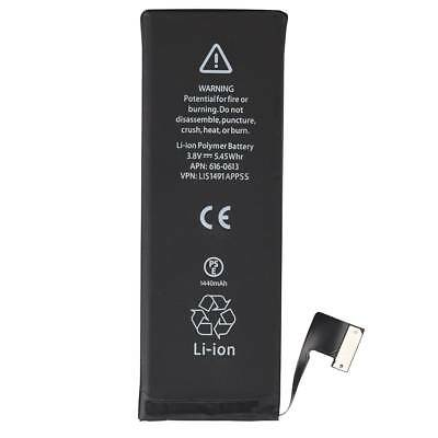 Replacement 1440mah Internal Flex Cable Li-ion Battery For iPhone 5 w/ Adhesive
