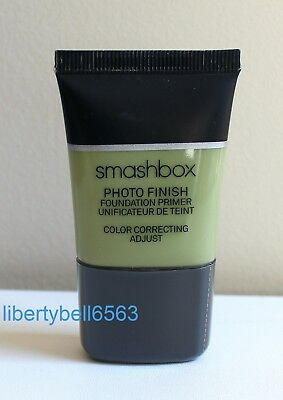 Smashbox Photo Finish Color Correcting Primer Blend Apricot 1oz
