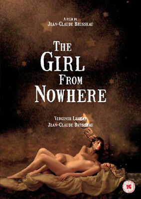 The Girl from Nowhere NEW PAL Arthouse DVD Jean-Claude Brisseau Virginie Legeay