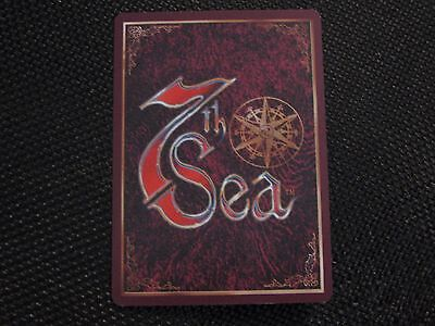 NEW UPDATED 7th Sea CCG-Thousands to choose from-Rares & Fixed - 3 cards FOR $10