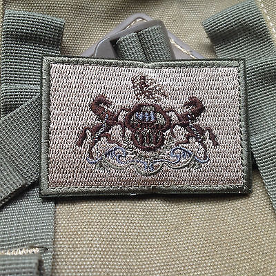 Pennsylvani Usa State Flag Milspec Morale Tactical Military Airsoft Patch