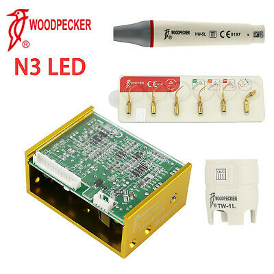 Woodpecker UDS-N3 LED Built in Ultrasonic Piezo Scaler For Dental Unit With LED