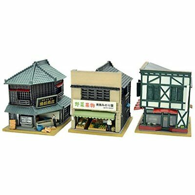 Tomytec TOMIX N Scale Building Collection Ken Kore 130-2 fishmonger Japan new .